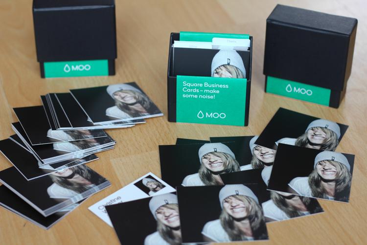 Visitenkarten Von Moo Für Chrissy Gutscheincode I Need