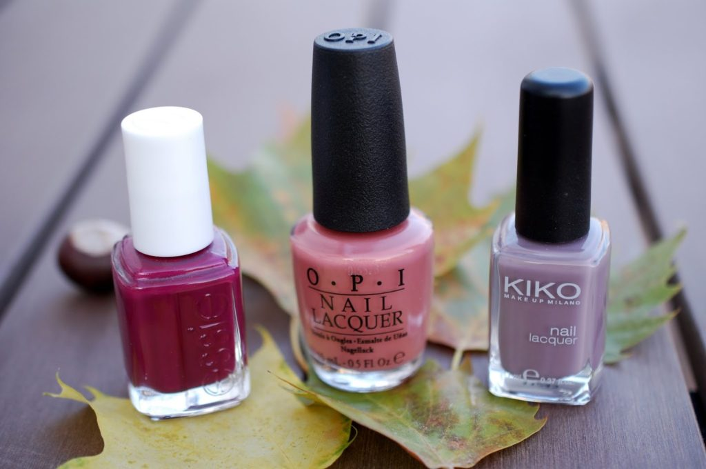 Top 3 Herbstnagellacke