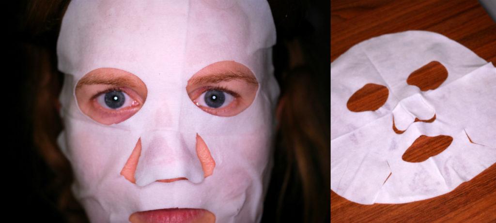 cellular lift age defense lifting face mask