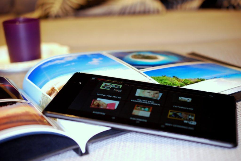 Kodak Moments HD App