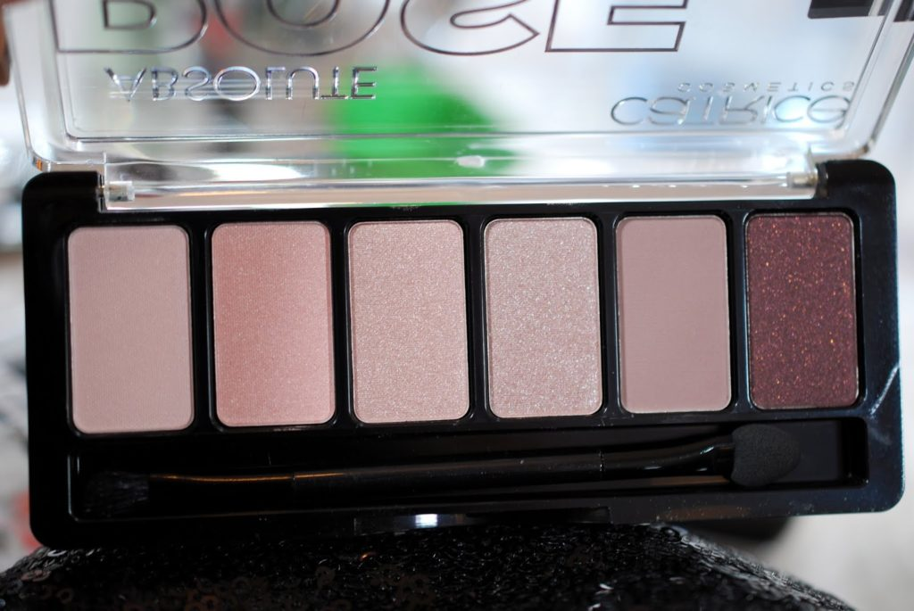 Catrice Rose Palette: Review, Swatches, Tutorial