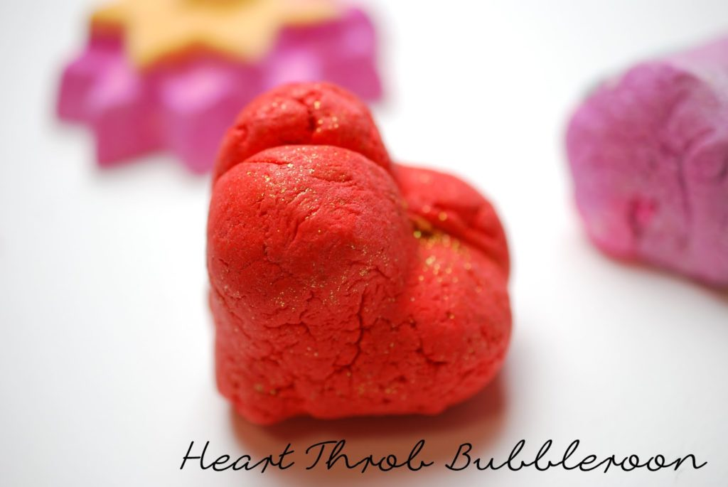 Lush Heart Throb Bubbleroon Schaumbad