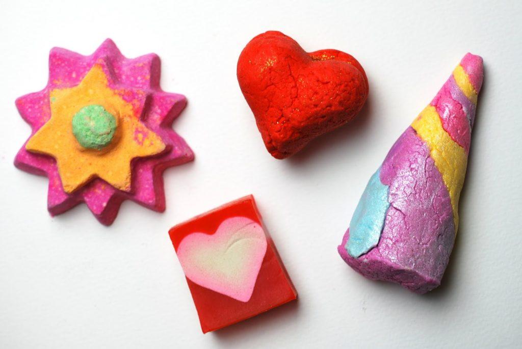 Dianas Favoriten: Lush Valentinstagsprodukte