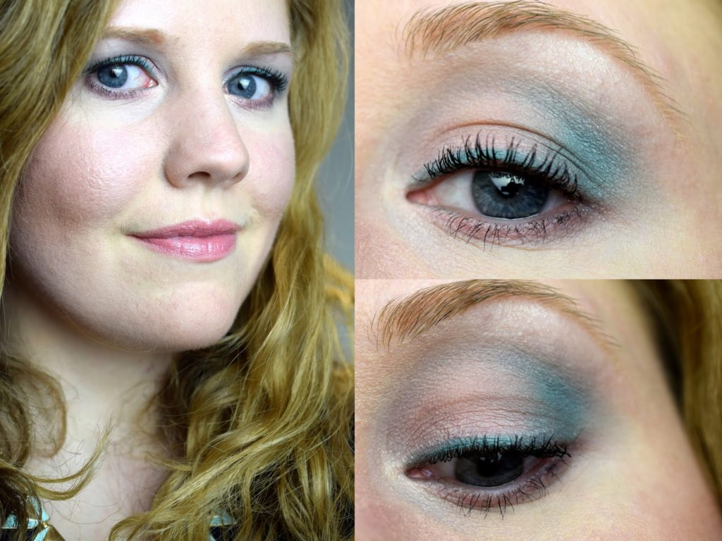 Sleek Week: Look mit der PPQ Me, Myself & Eye Palette