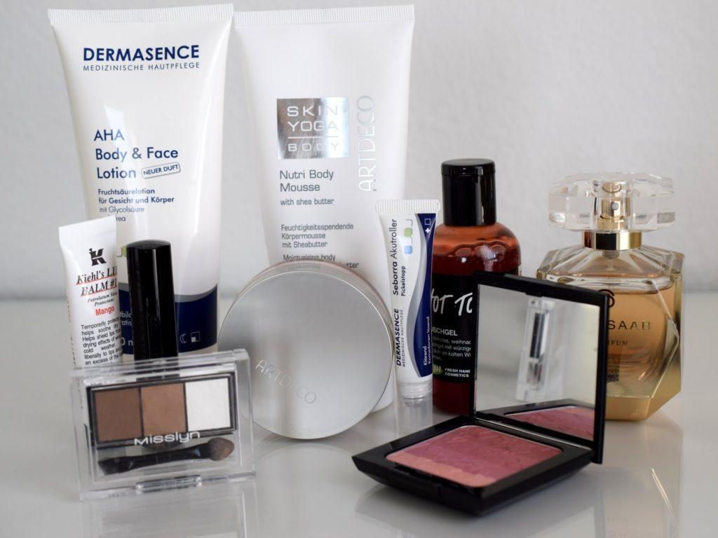 Top of the Month: Kosmetikfavoriten im Januar