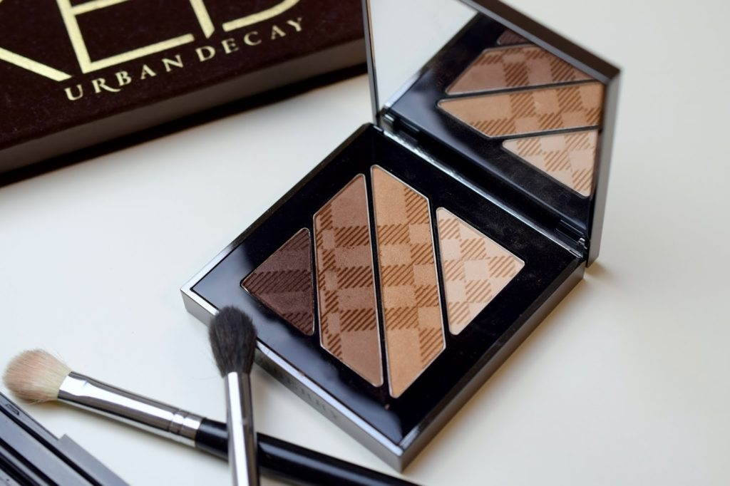 Burberry Complete Eye Palette Mocha No. 02