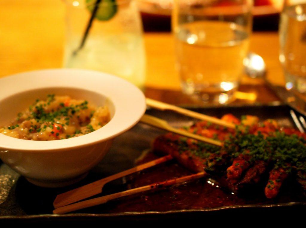 Vegetarisch Essen gehen in Dubai: Nobu im Atlantis Hotel
