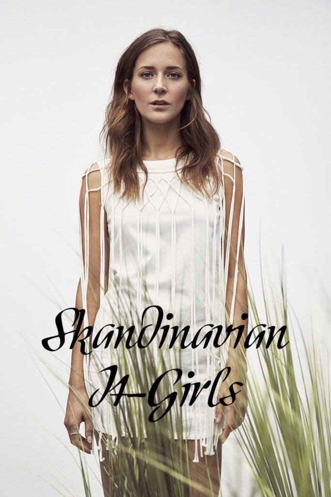 Fashion Inspiration: The Skandinavian It-Girls