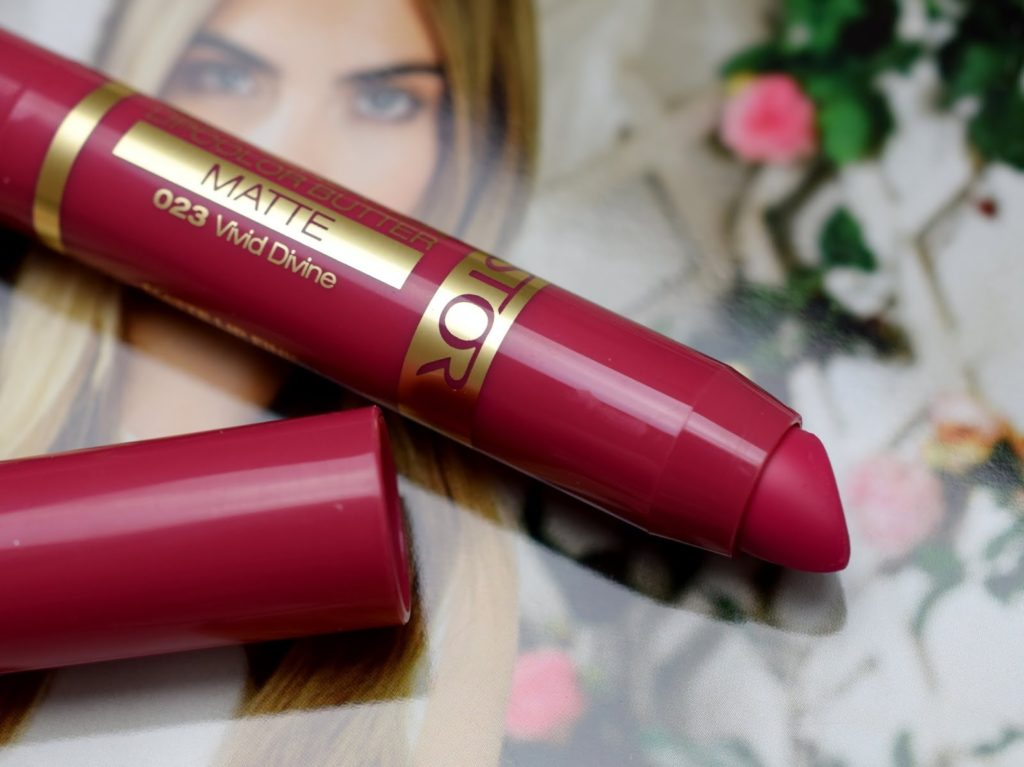Astor Soft Sensation Lipcolor Butter Matte 023 Vivid Divine