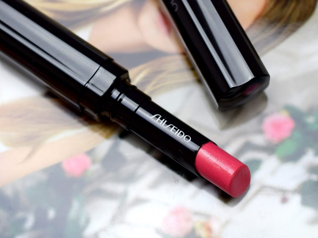 Shiseido Veiled Rouge PK405 Pomegranate