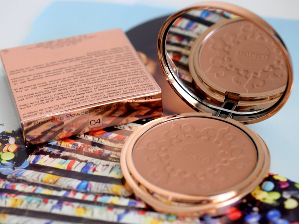 "Artdeco: Bronzing Powder Compact SPF 15 ""04 beach party"""