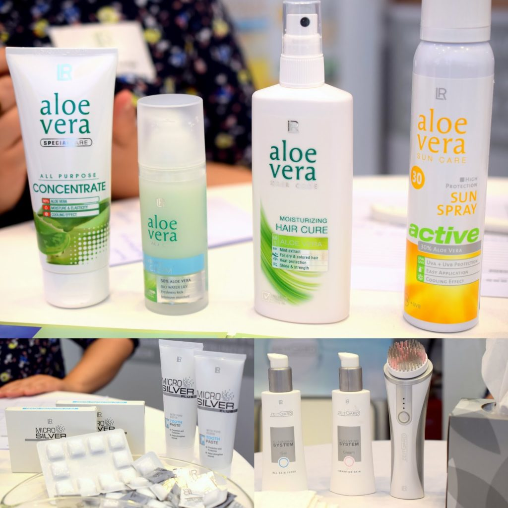 Beautypress Bloggerevent Juni 2015: LR