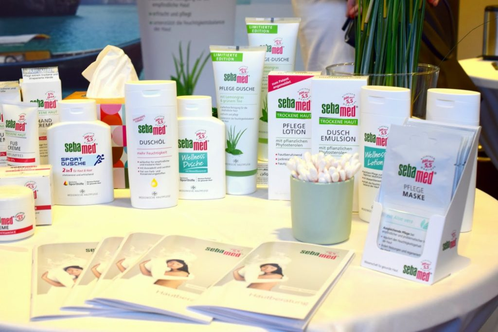 Beautypress Bloggerevent Juni 2015: Sebamed