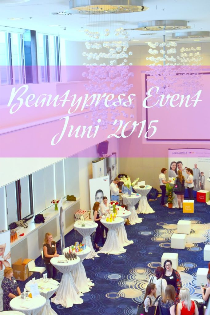 Beautypress Bloggerevent Juni 2015: