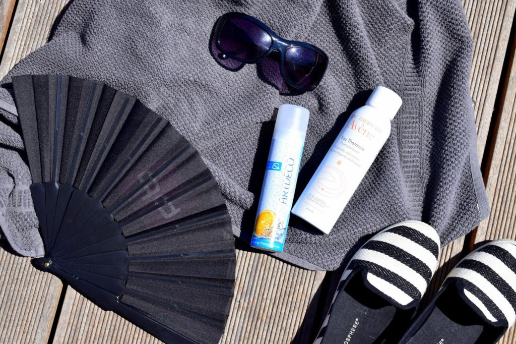 Meine Top 3 Tipps für heiße Sommertage