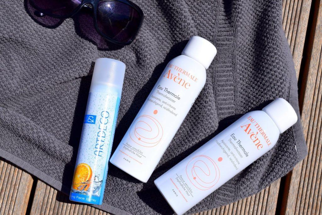 Meine Top 3 Tipps für heiße Sommertage: Refreshing Spray