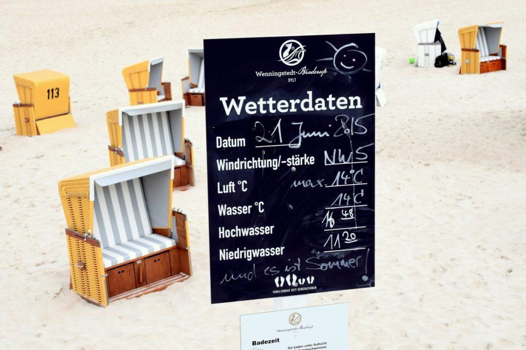 Fotografisch durch die Jahreszeiten: Sommer auf Sylt