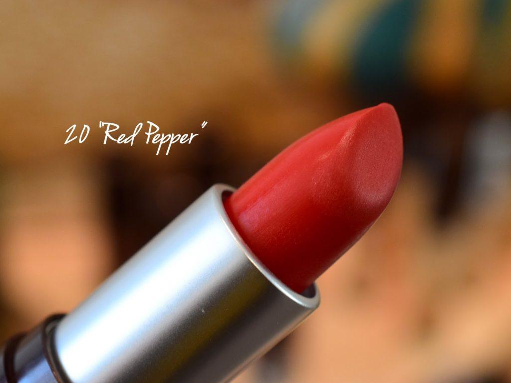 Alverde Oriental Bazaar LE Lippenstift Red Pepper