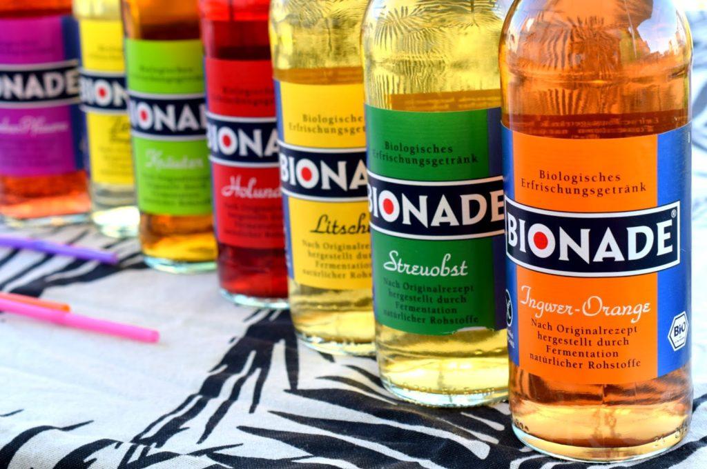 Bionade Sorten: Die Wahl zur Bionade Lieblingssorte 2015