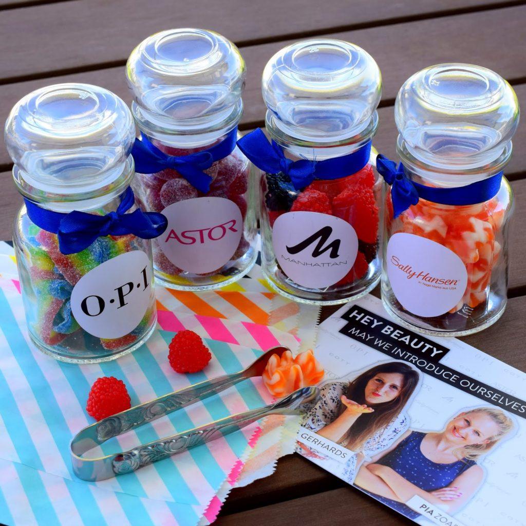 Coty Cosmetics: OPI, Astor, Manhattan, Sally Hansen