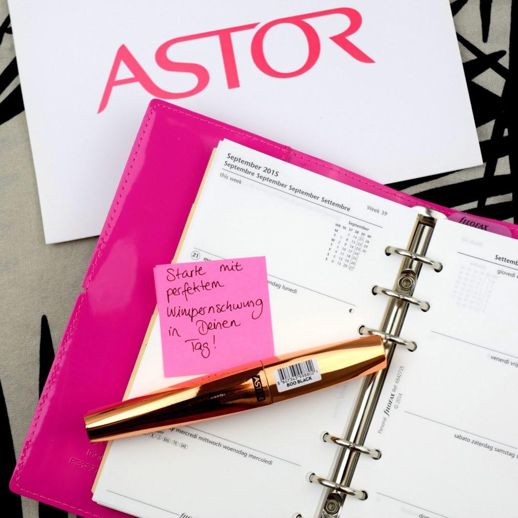 Astor Lash Beautifier Volume Mascara with Argan Oil
