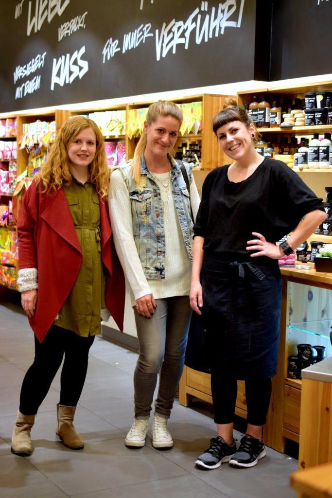 Lush VIP Tour Karlsruhe: Neue Produkte 2015