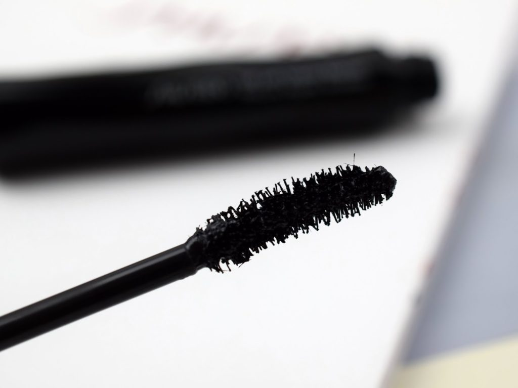 Review Shiseido Full Lash Volume Mascara: Full Expression Brush