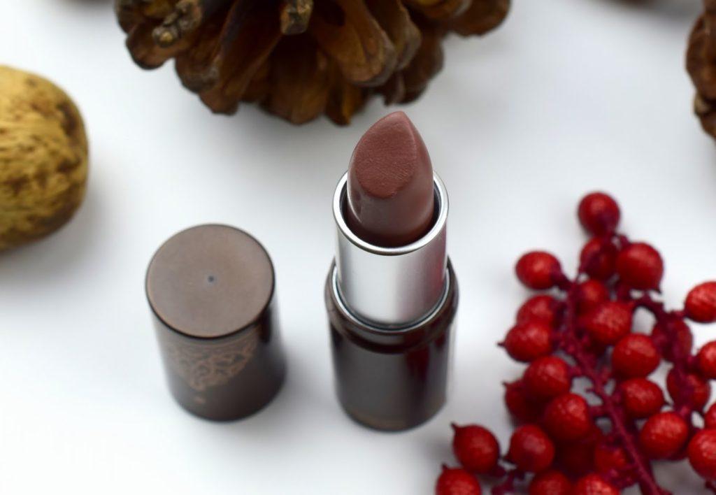 Meine Top 3 Herbst Lippenstifte: Alverde Oriental Bazaar LE Muskat Brown