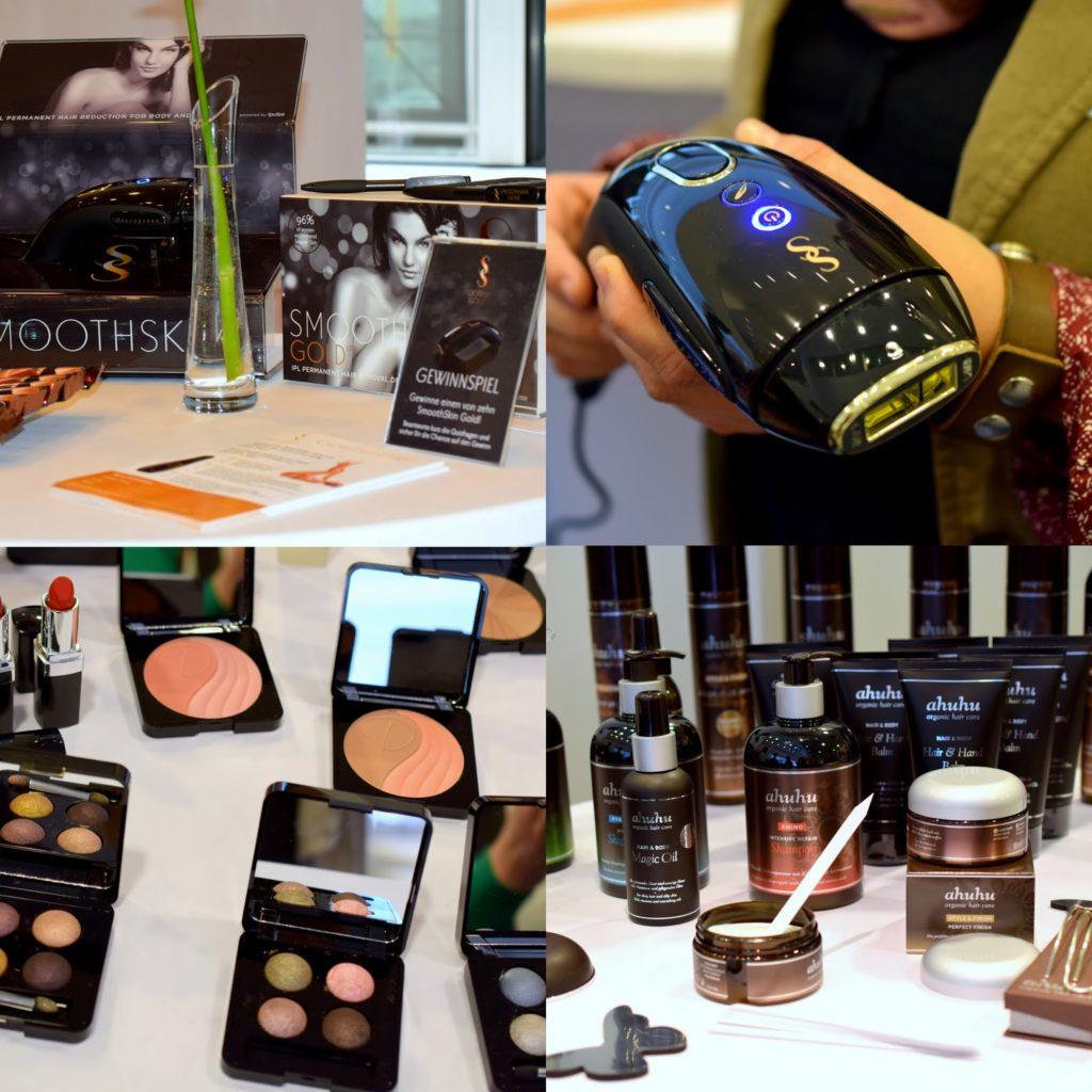 Beautypress Oktober 2015 Eventbericht SmoothSkin, LR Beauty und Ahuhu