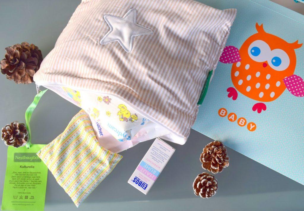 Wickeltasche für Handtasche: Kulturella von Nestbauglück