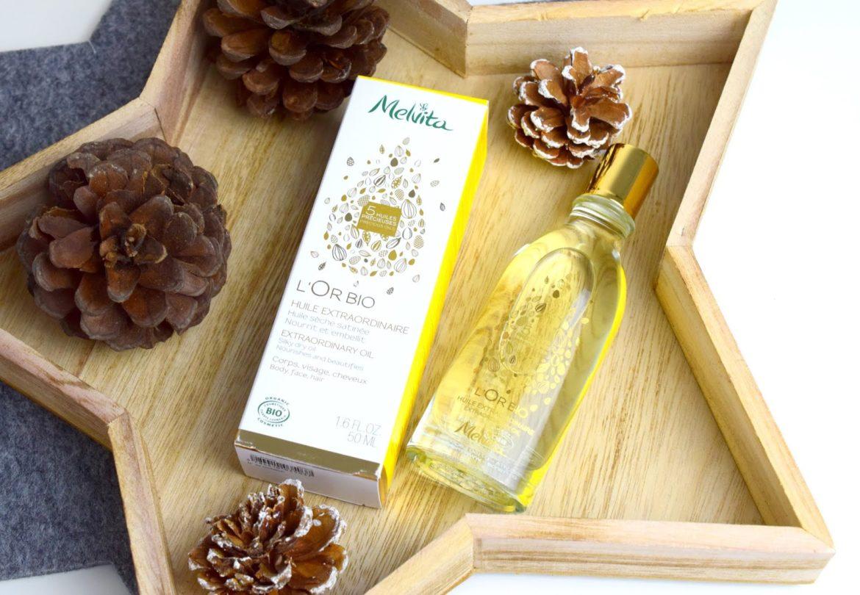 Melvita Lor Bio Extraordinary silky dry Oil Review