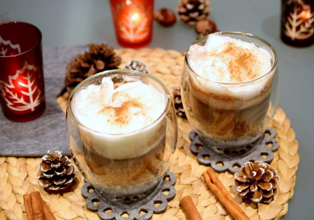 walking in a winter bloggerland rezept schoko latte macchiato winterzauber i need sunshine. Black Bedroom Furniture Sets. Home Design Ideas