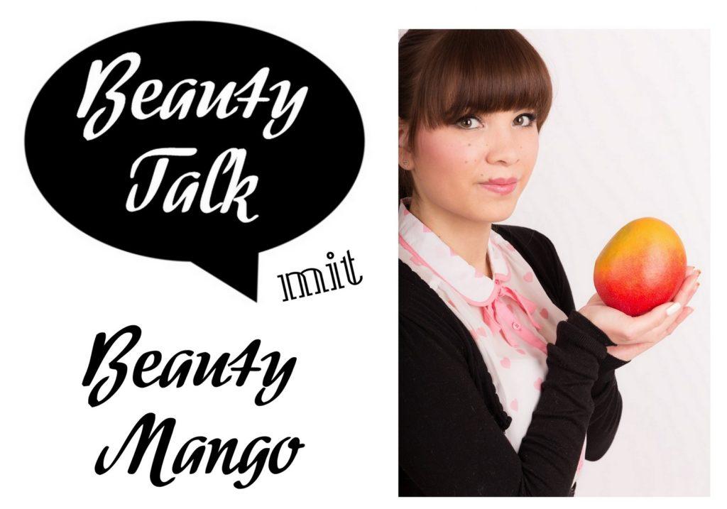 Beauty Talk 3 Fragen an Beautybloggerin Beautymango