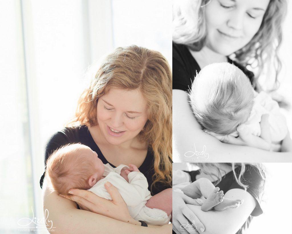 Mama Monday Alltag mit dem Baby