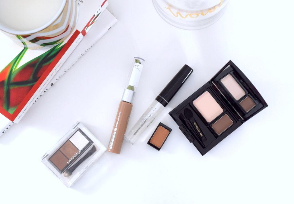 Meine Top 3 Beauty Vorsätze 2016 Täglich Augenbrauen schminken