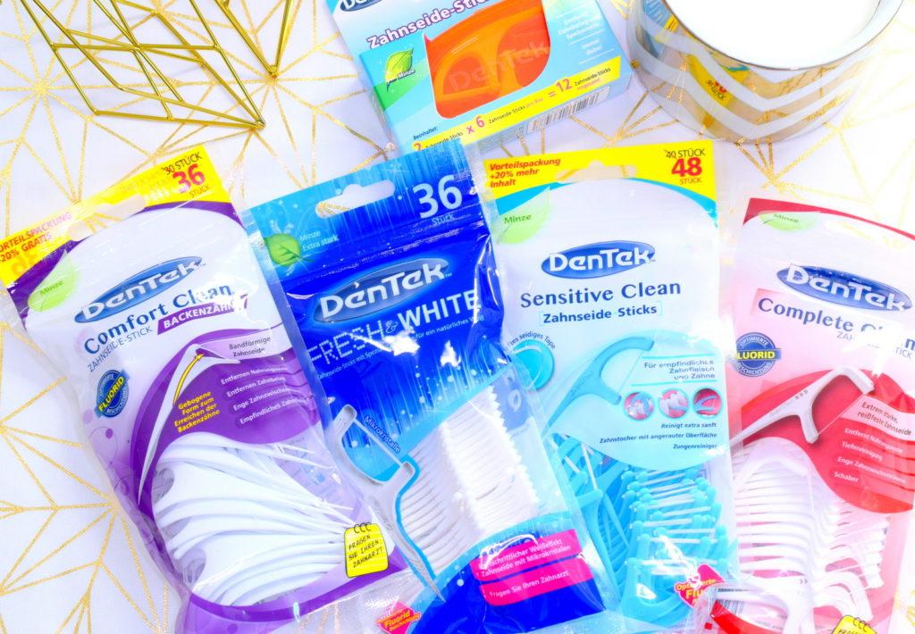 DenTek Mundpflege Zahnpflege