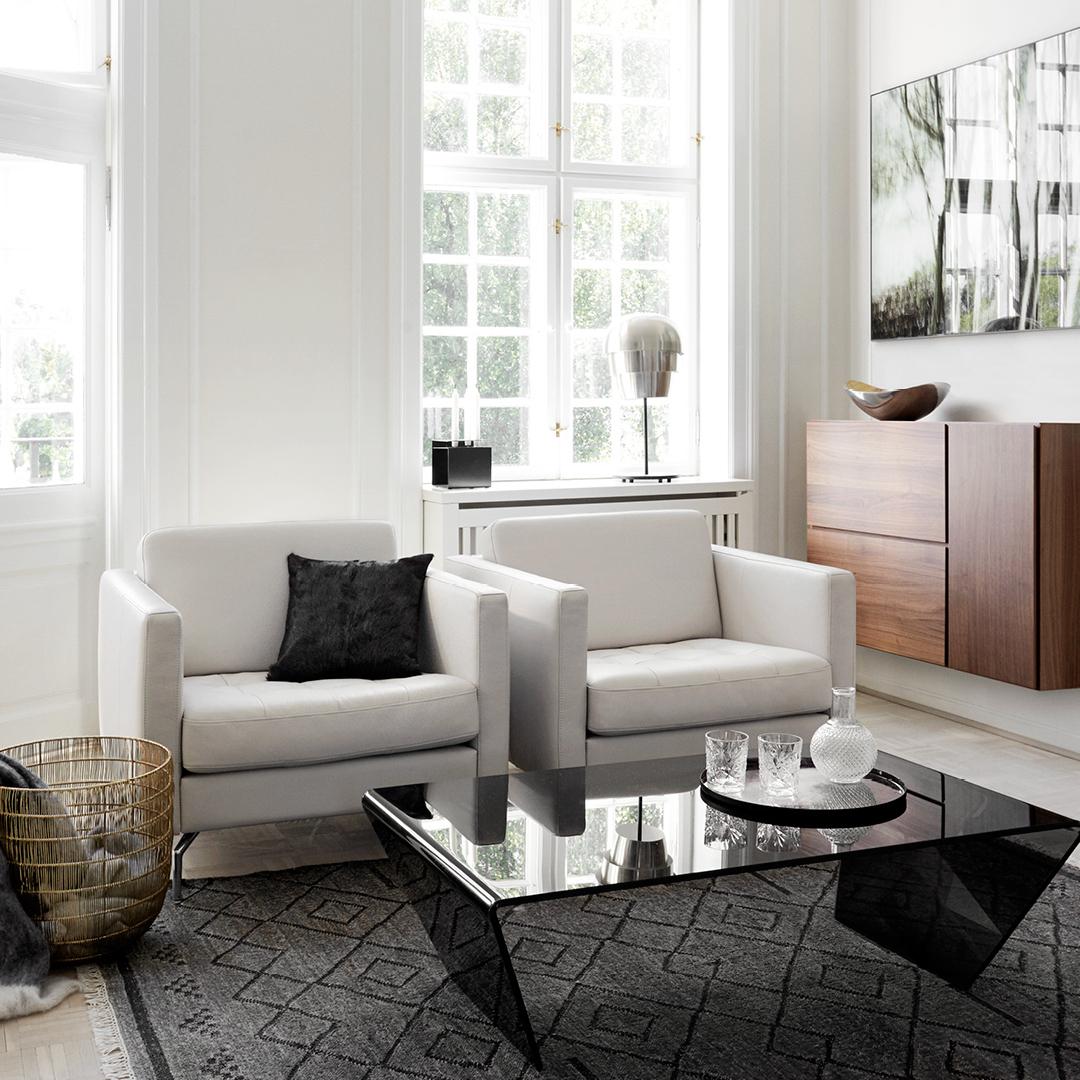 Interior Inspiration mit BoConcept und dem Kurzfilm The Fight mit Mads Mikkelsen in der Hauptrolle. Moderner, skandinavischer Stil für das Zuhause.