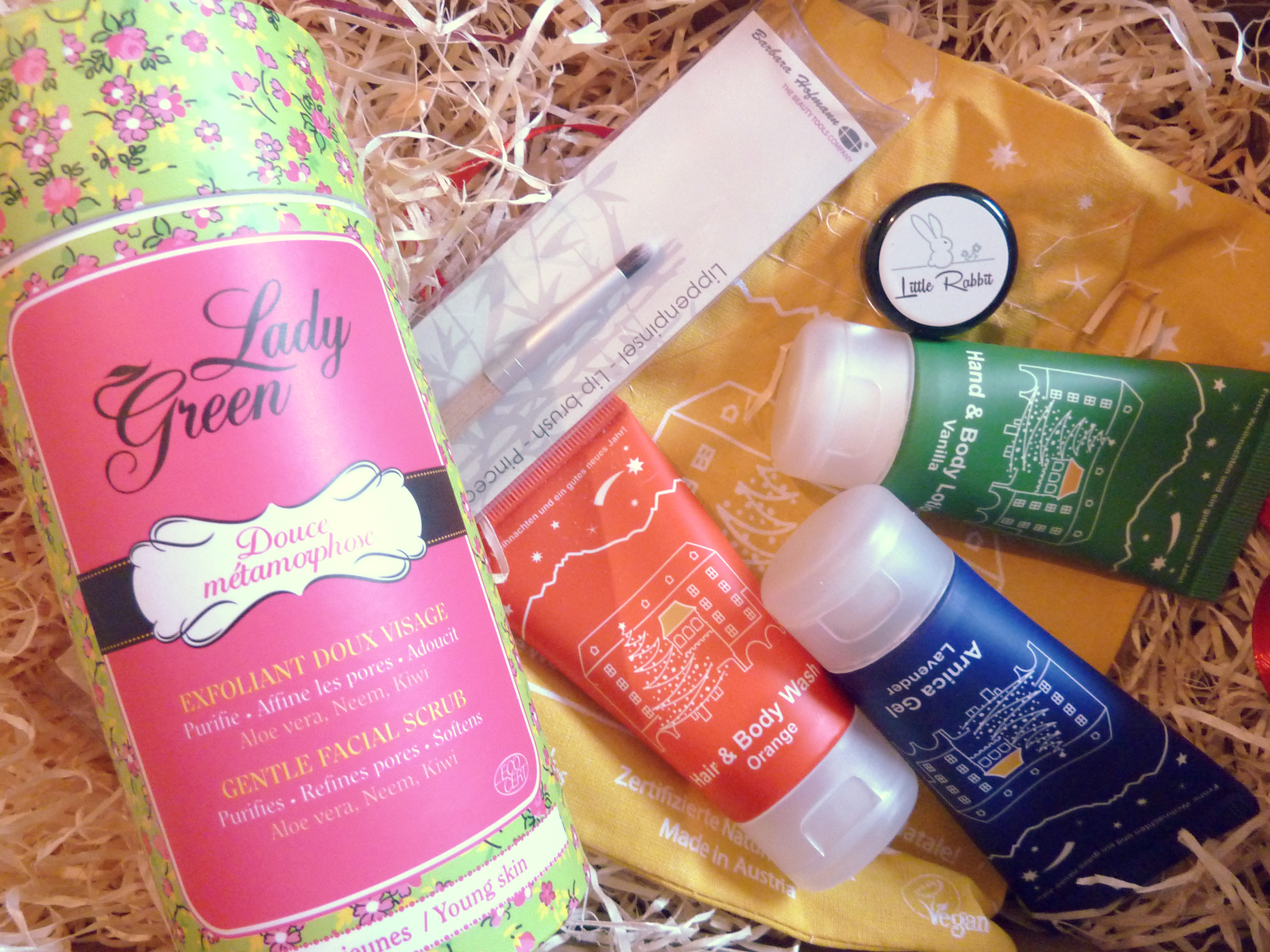 Love Beauty Box: Naturkosmetik Beauty Box mit tierversuchsfreien Produkten