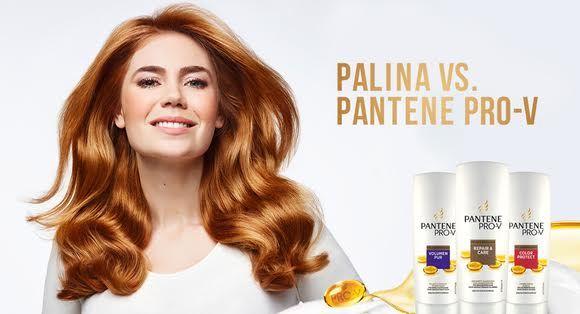 Palina Testimonial für Pantene Pro-V Pflegespülung mit Histidin