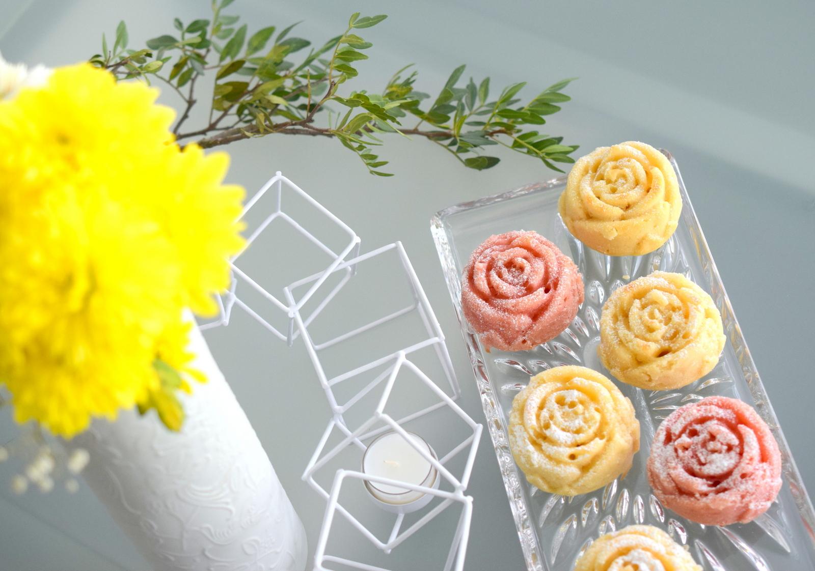 Rezept Vegane Zitronenmuffins Zum Muttertag