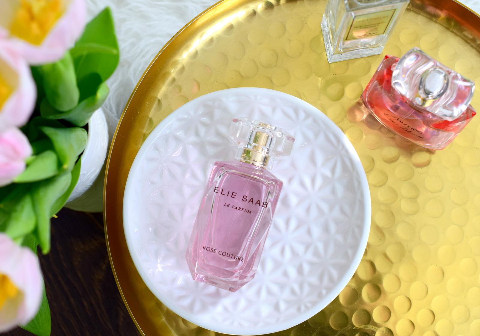 Elie Saab Rose Couture. Ein tolles Parfum für den Frühling. Blumiger Duft nach Rose für den Frühling.