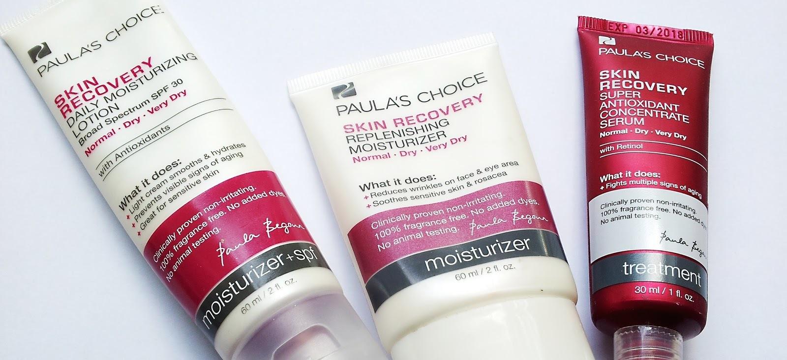 Paulas Choice Shopping Guide Empfehlungen von Beautybloggerin Sunnivah