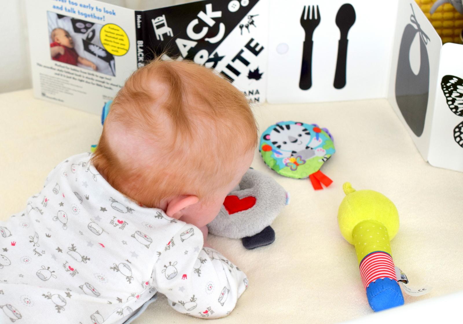 Baby Bücher für Neugeborene zum Aufstellen