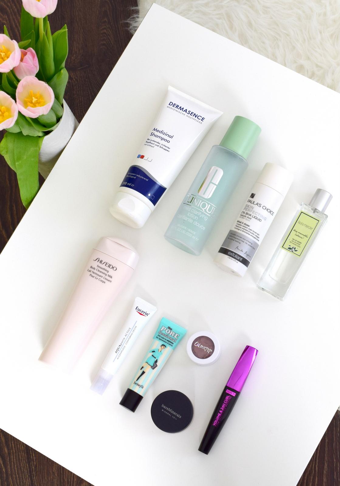 Zehn Beauty Favoriten im Mai auf meinem Beauty Blog.