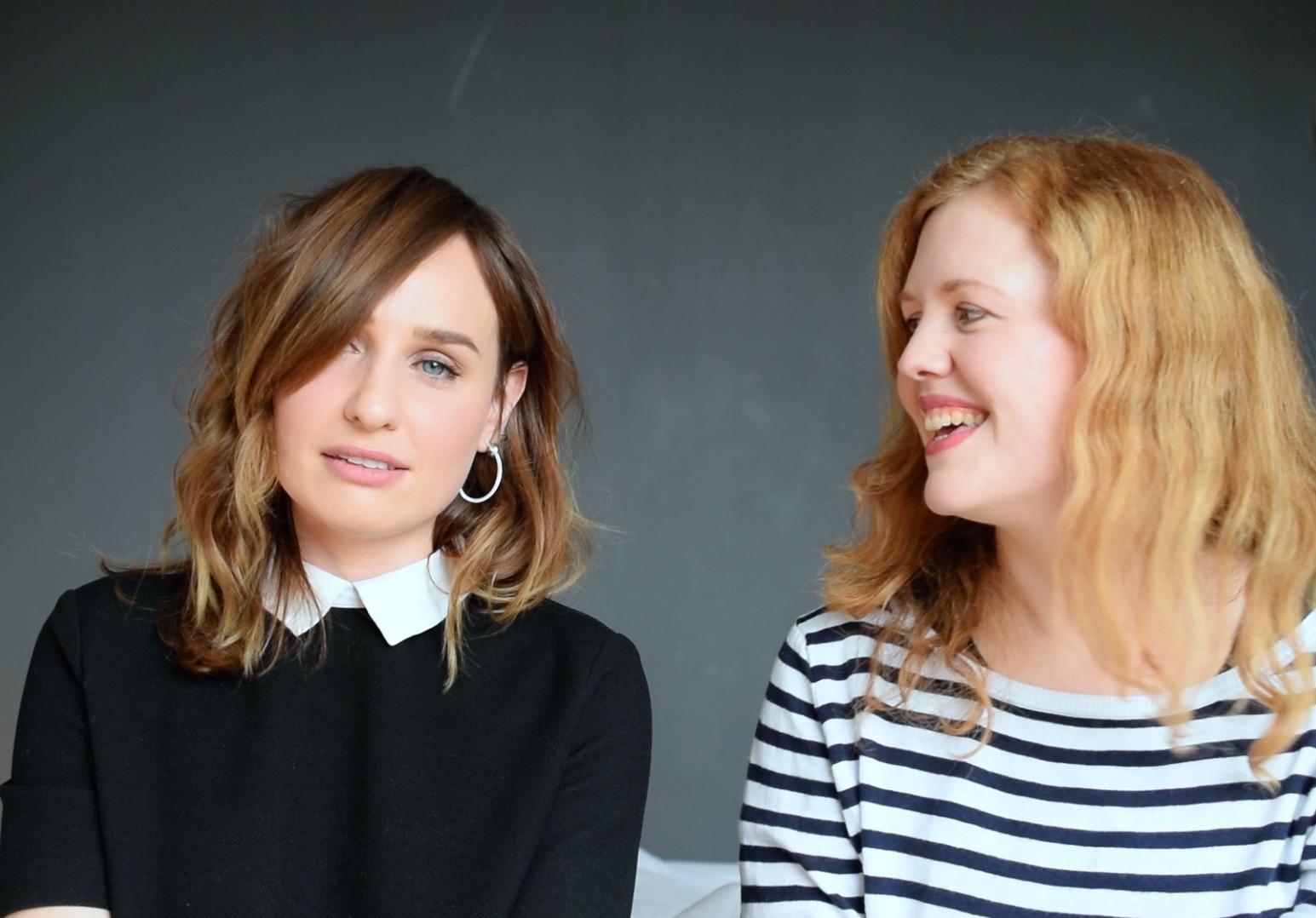 Beauty Talk mit Mia von Alabaster Mädchen beantwortet drei Interview Fragen zu Kosmetik, Beauty und Ernährung.