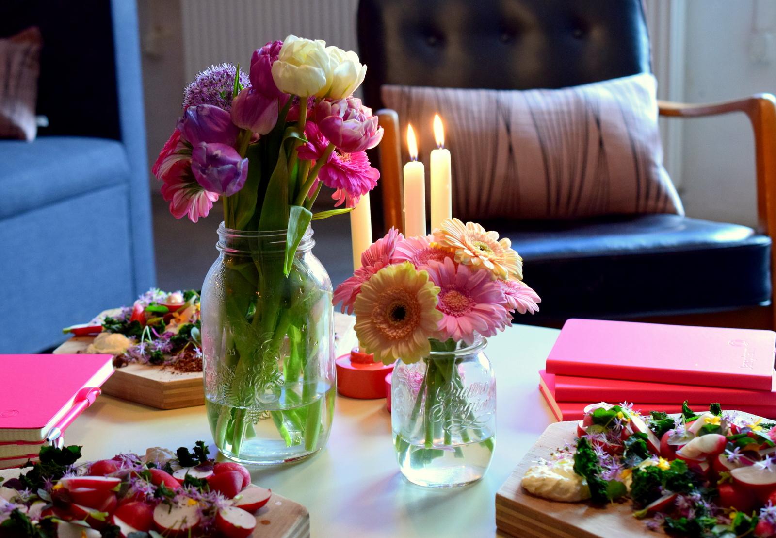 Zur Women Deliver 2016 nach Kopenhagen mit Liebesleben von Jenapharm und ein Themenabend über Verhütung in Timm Vladimirs Køkken Kochschule und Restaurant.