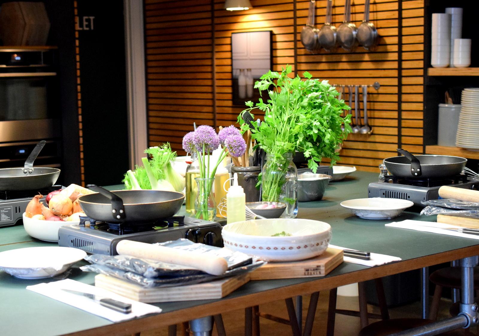 Küche in Kopenhagen bei Timm Vladimir
