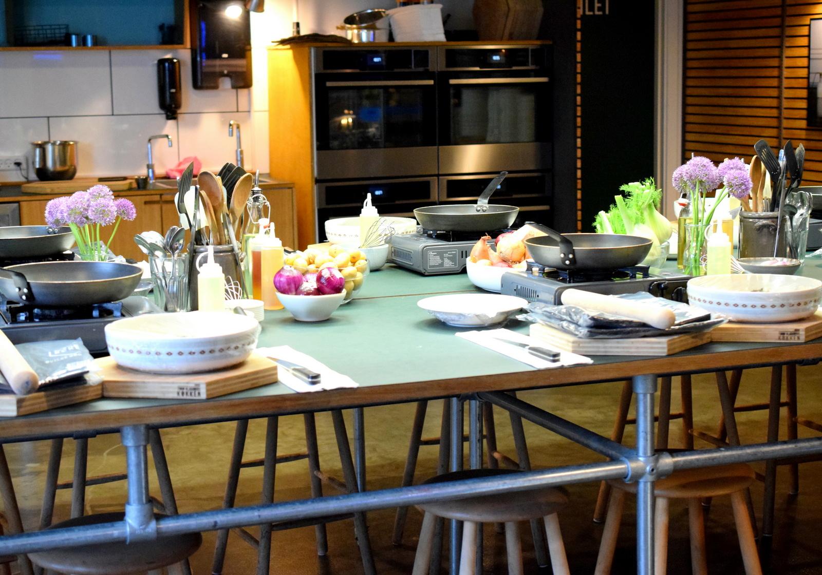 Timm Vladimirs Küche und Kochschule in Kopenhagen. Empfehlung für Städtereise in Europa