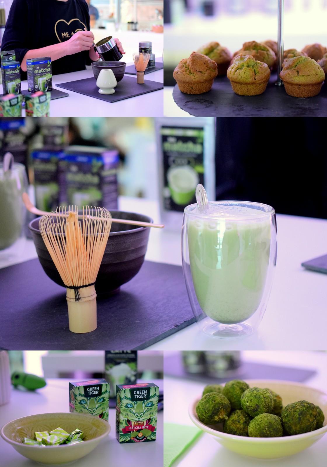 Yupik Infodays 2016 in Baden Baden mit dem Motto Digi Real Life stellt die Emcur Matcha Neuheiten vor. Matcha Bites und Matcha in verschiedenen Qualitäten.