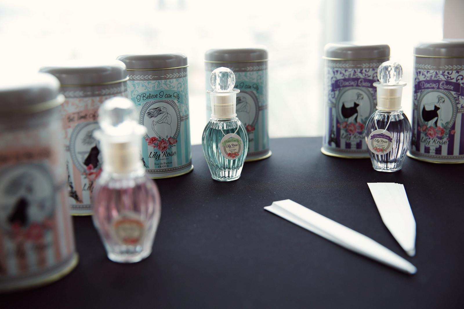 Lily Rose Parfum beim Beautypress Köln Blogger Event 2016